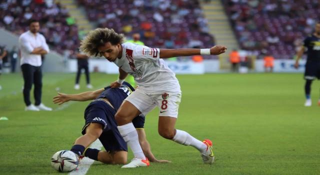 Süper Lig: A. Hatayspor: 1 - Fenerbahçe: 2 (Maç sonucu)