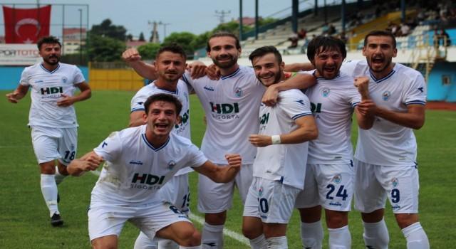 TFF 2. Lig: Pazarspor: 3 - Ankara Demirspor: 2
