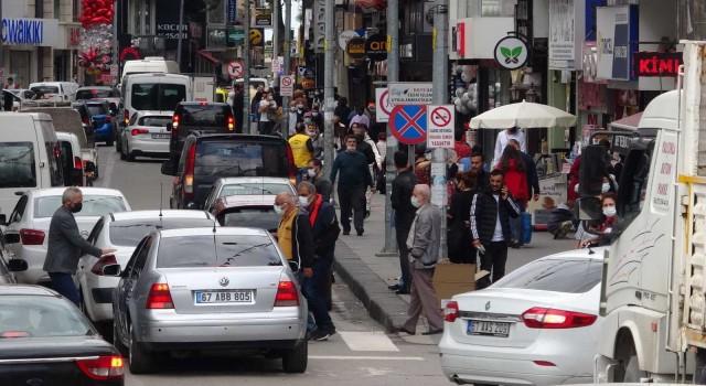 Vakaların en çok arttığı Zonguldak; haritada kızardı