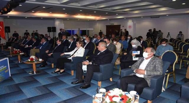 Alternatif Temiz Enerjilerin Kullanımı Projesi toplantısı yapıldı