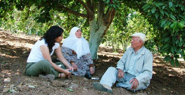 Hasanbeyli'nin İlk Kiraz Üreticisi İbrahim Kuşçu