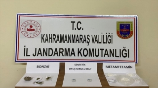 Kahramanmaraş'ta uyuşturucu operasyonunda 7 zanlı gözaltına alındı