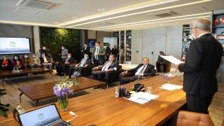 CHP Genel Başkan Yardımcısı Torun, Mezitli Belediyesini ziyaret etti