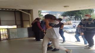Osmaniye'de evden hırsızlık yaptıkları kamera kayıtlarıyla belirlenen çocuklardan 2'si tutuklandı
