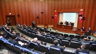 Osmaniye İl Koordinasyon Kurulu Toplantısı yapıldı
