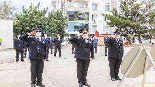 Düziçi'nde Türk Polis Teşkilatı'nın 176. kuruluş yıl dönümü kutlandı