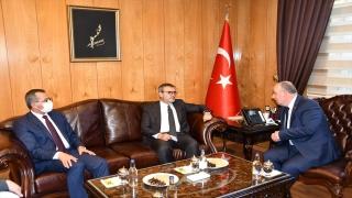 AK Parti Grup Başkanvekili Mahir Ünal, Kahramanmaraş'ta gündemi değerlendirdi: