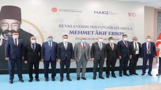 Bakan Karaismailoğlu, Burdur'da Mehmet Akif Ersoy BilimSanat Ödülleri Törenine katıldı:
