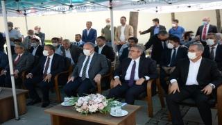 AK Parti Grup Başkanvekili Mahir Ünal, Elbistan Kent Müzesinin açılışına katıldı:
