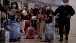 Rus turistlerin Antalya hasreti sona erdi