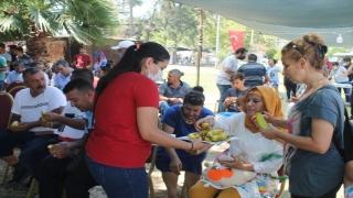 Adana'da 2. Yumurtalık Kültür Sanat ve Turizm Festivali sona erdi