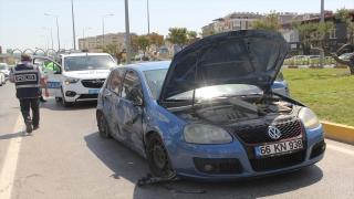 Hatay'da 7 aracın karıştığı trafik kazasında 3 kişi yaralandı