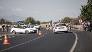 Hatay'da otomobille çarpışan motosikletin sürücüsü öldü