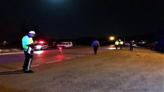 Burdur'da otomobilin çarptığı yaya hayatını kaybetti