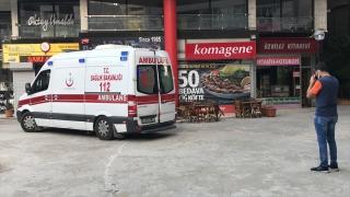 Adana'da fenalaştıktan sonra düşen kişi hayatını kaybetti