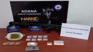 Uyuşturucu operasyonlarında yakalanan 9 zanlı tutuklandı