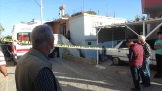 Mersin'de eşini öldüren, baldızını da yaralayan zanlı intihar girişiminde bulundu