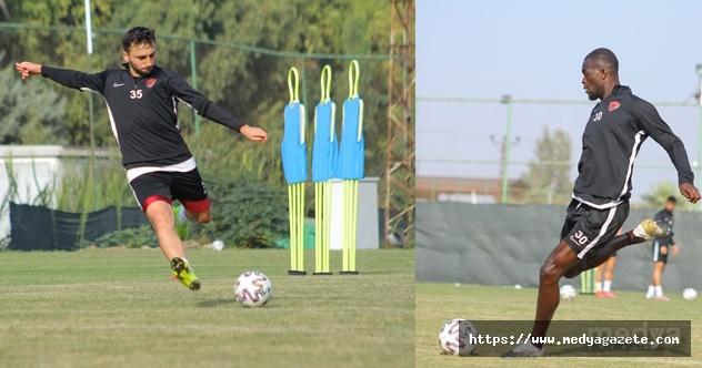 Atakaş Hatayspor, Çaykur Rizespor maçı hazırlıklarını sürdürdü