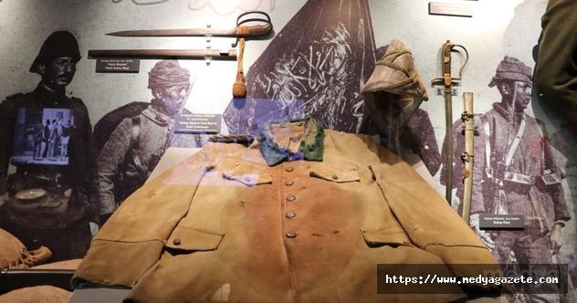 Çanakkale Savaşları Mobil Müzesi 47 ilde 60 bin ziyaretçiyi ağırladı