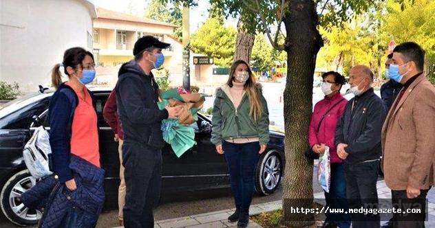 Kovid-19 tedavisi gören Burdur Belediye Başkanı Ercengiz taburcu edildi