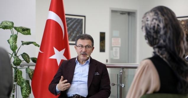 """Eyüpsultan Belediye Başkanı Köken: """"7 yeni okulun 2'sinin inşaatı başladı"""""""