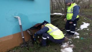 Kısıtlama günlerinde Sakarya Büyükşehir ekipleri çalışıyor