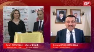 Siirt'in her kuruşu, Siirtliye harcanıyor (İGF TV Özel Röportaj)