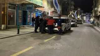 Binanın 3. katından düşen adam yaralandı