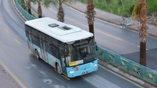 Büyükşehir toplu taşıma araçları Tarsusta 114 mahalleye sefer düzenliyor