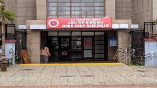 İzmirdeki damat dehşetinin ardından cenazeler adli tıptan alındı