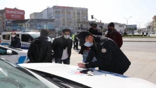 Kısıtlamaları ihlal eden 473 kişiye 624 bin TL ceza kesildi