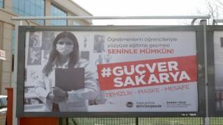 Sakarya Büyükşehirden 'Güç Ver Sakarya farkındalık çalışması