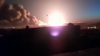 Suriyede çifte saldırı: 1 ölü, 9 yaralı