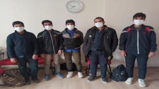 Afgan uyruklu mültecilerin umuda yolculuğu Osmaniyede son buldu