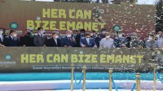 Diyarbakırda yeni Hayvan Bakım ve Rehabilitasyon merkezinin temeli atıldı