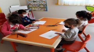 Keçiörenli minikler için eğitim ve eğlence bir arada