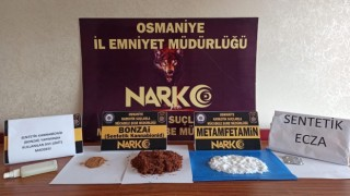 Osmaniyede narkotik operasyonlarına 30 tutuklama