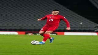 Ozan Kabak: Finalin İstanbulda olması beni motive ediyor