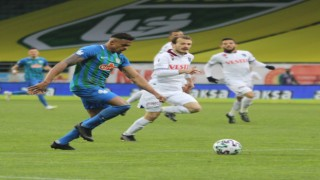 Süper Lig: Çaykur Rizespor: 0 - Trabzonspor: 0 (Maç sonucu)