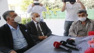 Ailelerden CHP'ye, çekin elinizi HDPden tepkisi