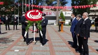 Karamanda Türk Dil Bayramı törenle kutlandı
