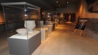 Karkamış Antik Kentinden kaçırılan eserler 91 yıl sonra anavatanlarına getirildi