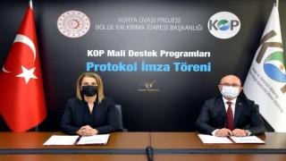 Nevşehirin 14 projesine 10 milyon 970 bin 750 TL KOP desteği sağlandı