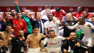 Sivasspordan Gaziantep hatırası!