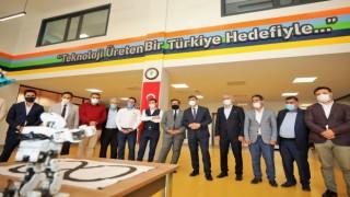 AK Parti İlçe Yönetimi, Şehitkamildeki projeleri yerinde inceledi