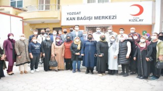 AK Partiden kan bağışı kampanyasına destek