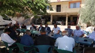 AK Partiden köy ziyaretleri