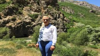 """AK Partili Kılıçoğlu, Necmettin Öğretmenin kaçırıldığı yerden mesaj verdi, """"Hain PKK terör örgütünü lanetliyoruz"""""""
