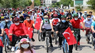 Aksaray Belediyesinden bisiklet festivali
