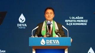 """Ali Babacan: """"Siz içinde kliklerin olduğu bir devletin mi başkanısınız"""""""